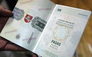 Как получить гражданство литвы: порядок оформления для россиян