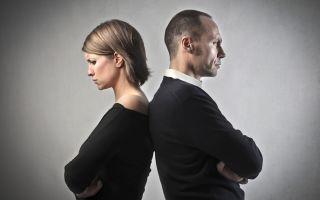 Когда расторжение брака производится через загс