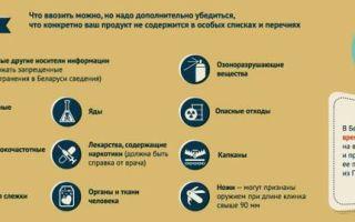 Таможенные правила на границе польши: сколько можно ввозить сигарет и алкоголя из беларуси