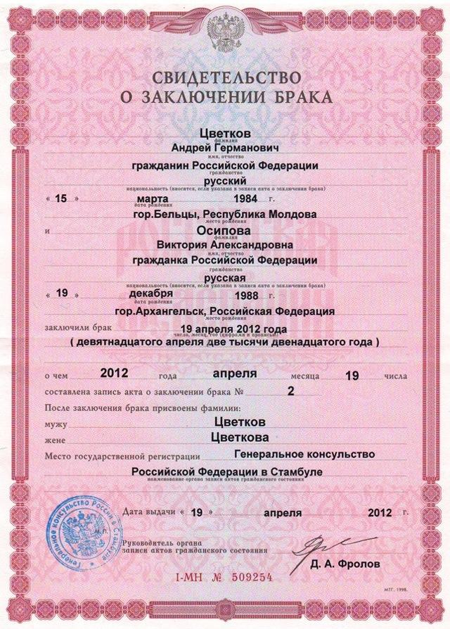 Размер госпошлины на замену паспорта при смене фамилии