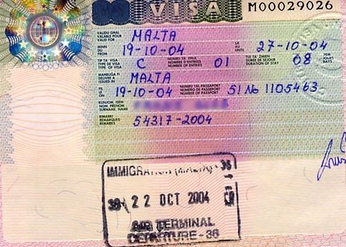 Нужна ли россиянам виза на Мальту или нет и как её оформить