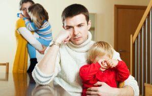 Какие имеет права на ребенка отец после развода?