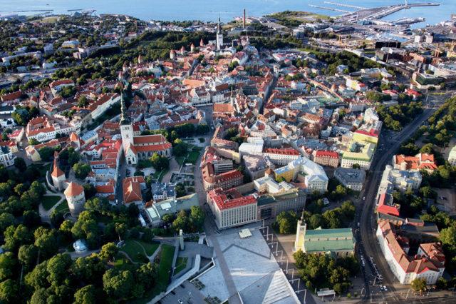 Как россиянину получить гражданство Эстонии