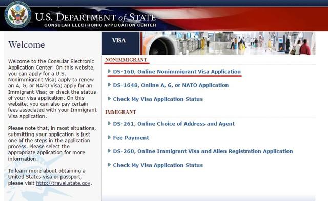 Как получить визу в Америку