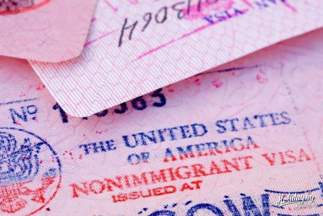 Как белорусам получить визу в Америку