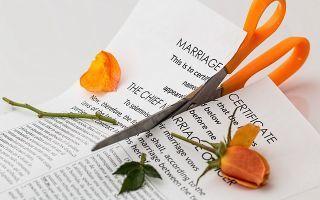 Как подавать заявление в суд на раздел имущества и развод