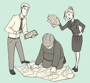 Виды и организация проведения кадастровых работ