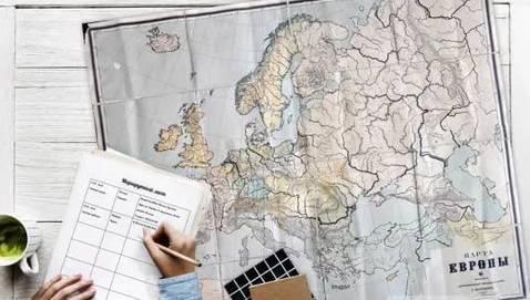 Пример маршрутного листа (плана поездки) для шенгенской визы