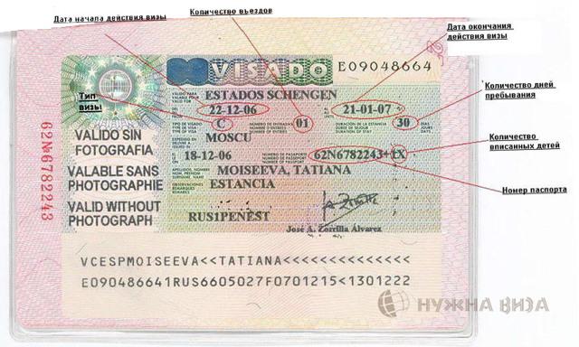 Виза на Тенерифе (Канарские острова) для россиян: порядок оформления