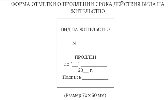 Какие документы нужны для продления вида на жительство в России и каков порядок
