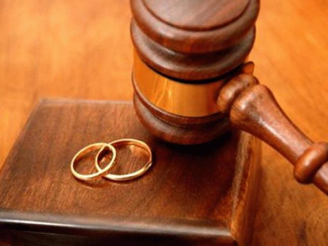 Как развестись, если нет детей и совместного имущества