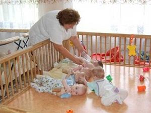 Процедура усыновления ребенка из дома малютки