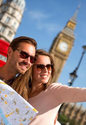 Список визовых центров Великобритании в России