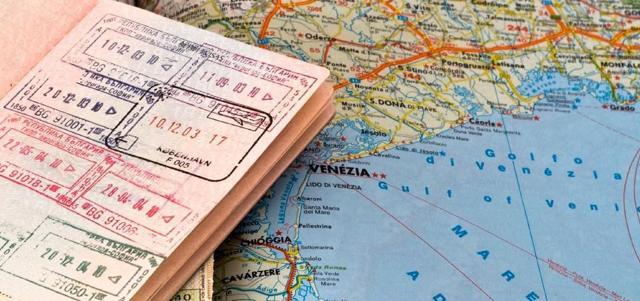 С какими странами у США безвизовый режим, а куда нужна виза