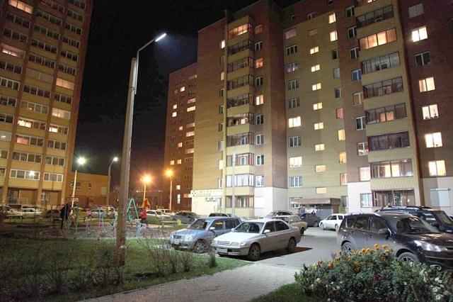 Кто отвечает за освещение дворов и придомовой территории