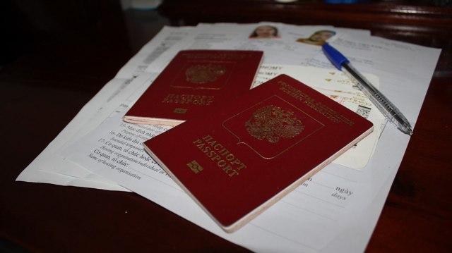 Гостевая виза в Италию из России