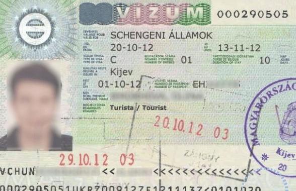 Как получить визу в Венгрию