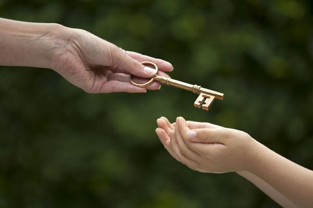 Как оформляется наследство после смерти родителя