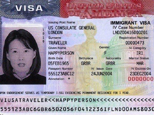 Как получить учебную визу в США