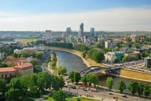 Список визовых центров Литвы для получения визы