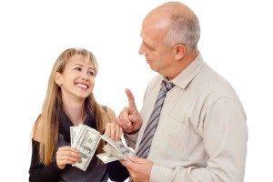 Образец оформления договора дарения денежных средств между родственниками