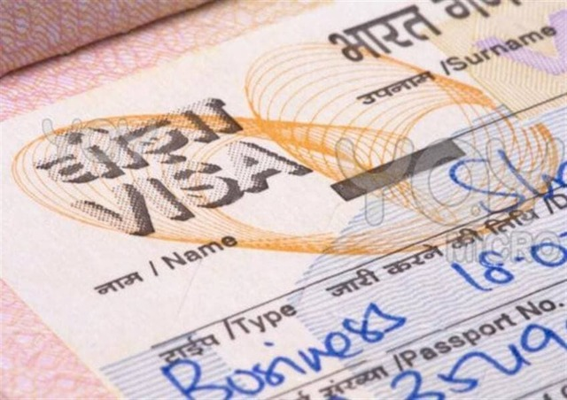 Как сделать электронную визу в Индию