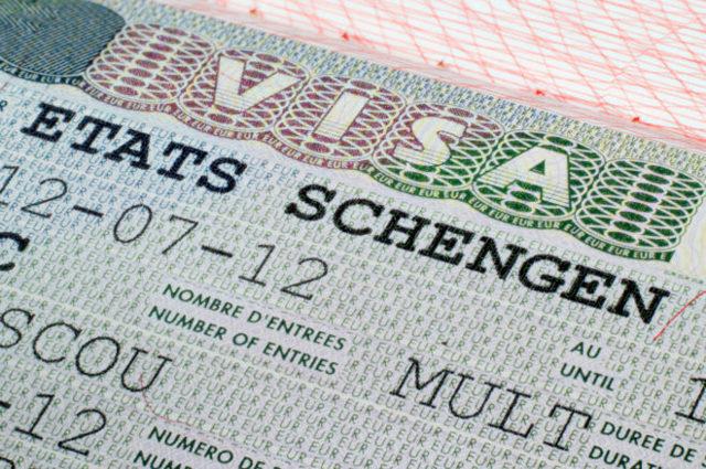 Как правильно заполнять анкету на визу в Германию