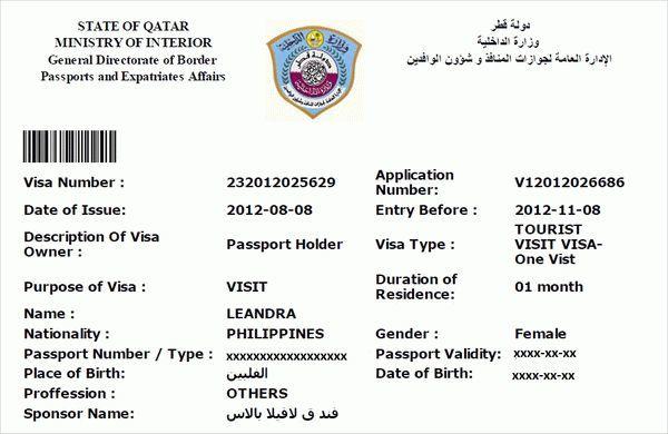 Нужна ли россиянам виза в Катар и как её получить