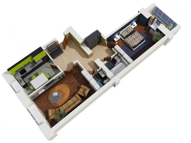 Что такое квартира распашонка, ее плюсы и минусы