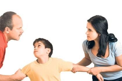 Процесс развода через суд с ребенком