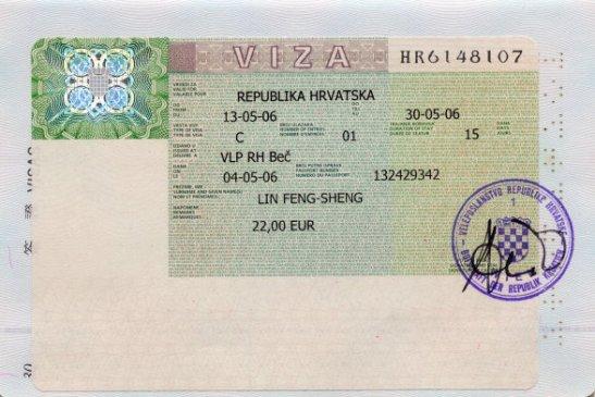 Нужна ли виза в Хорватию россиянам и как её получить