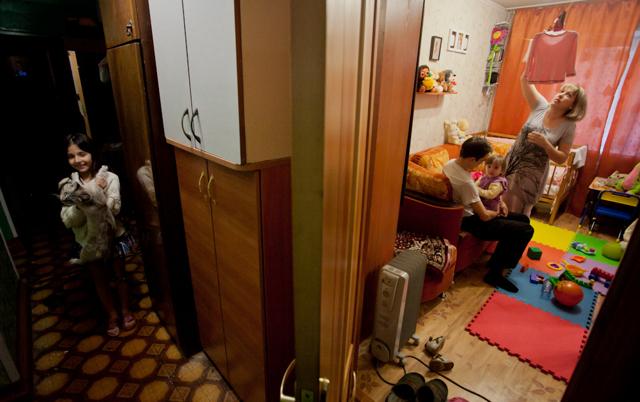 Коммунальная квартира и ее особенности