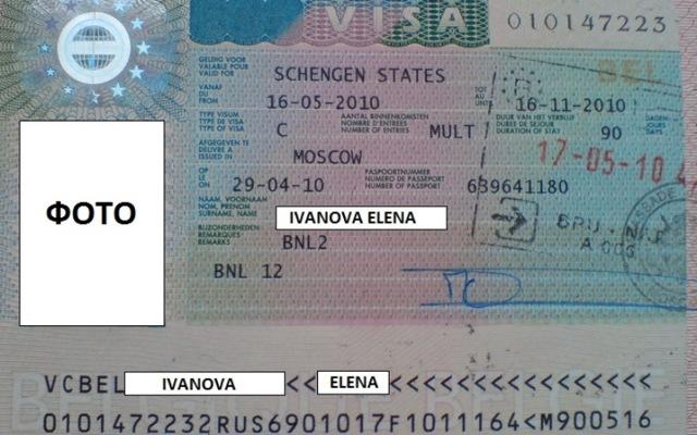 Как россиянам получить бельгийскую визу
