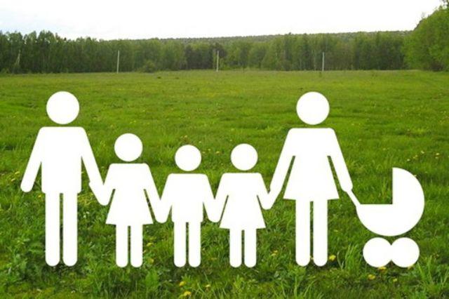 Порядок и условия предоставления земельных участков многодетным семьям