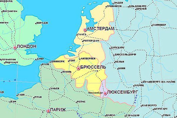 Нужна ли россиянам виза в Люксембург