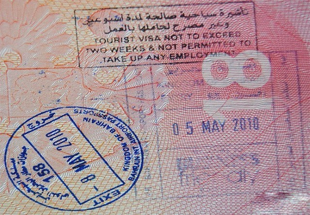 Нужна ли россиянам виза в Бахрейн: типы виз и порядок оформления