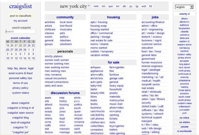 Работа в Нью-Йорке для русских: вакансии и порядок трудоустройства