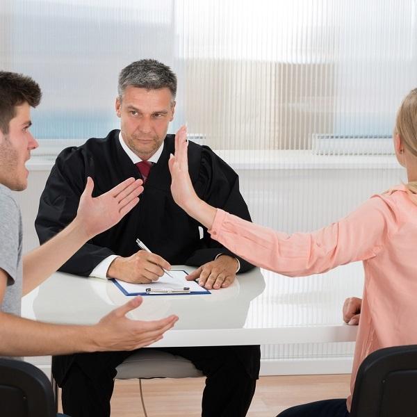Как проходит раздел имущества при разводе