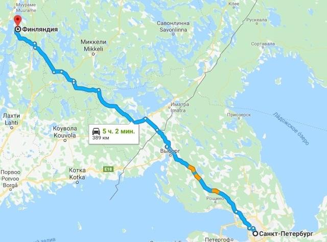 Можно ли поехать в Финляндию без визы