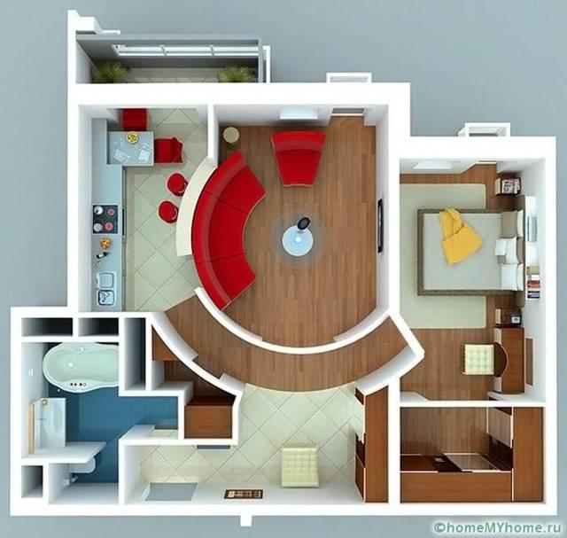 Что такое перепланировка квартиры