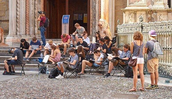 Как русскому можно уехать учиться в Италию: популярные университеты и оформление визы
