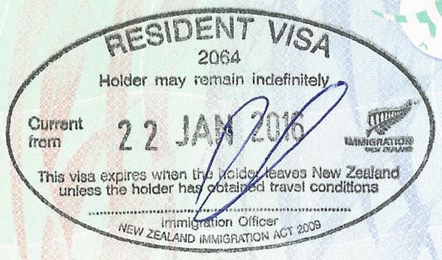Порядок иммиграции в Новую Зеландию из России: как переехать жить на ПМЖ