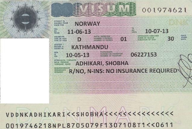 Как россиянам получить визу в Норвегию: порядок оформления визы